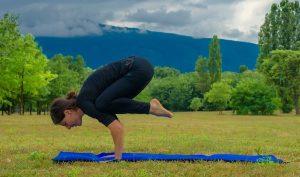 Йога тренировка