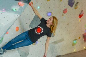Walltopia climbing center instructors -Mariana