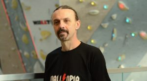 Walltopia climbing center instructors