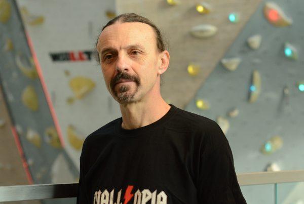 Walltopia climbing center instructors